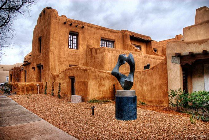 Santa Fe - Street View