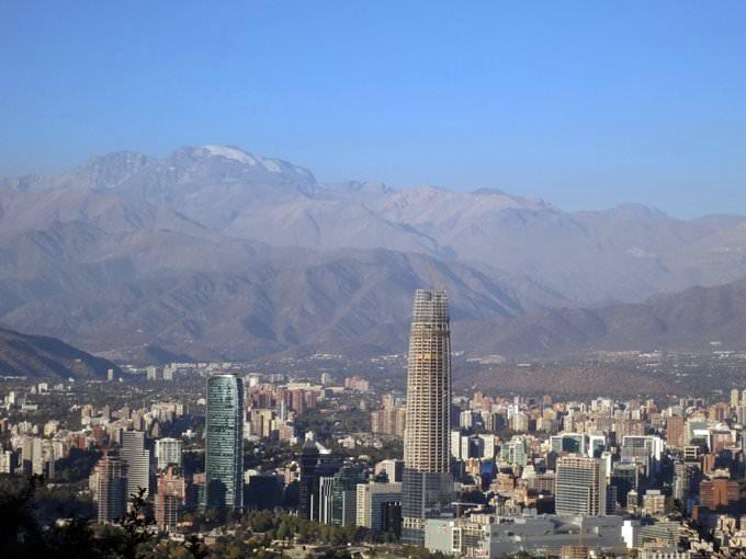 Santiagos El Golf Financial District
