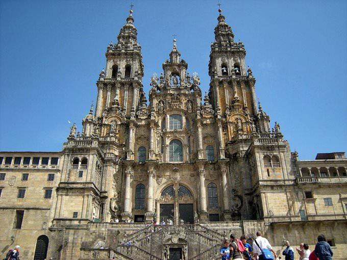 Camino de Santiago - Camino Portugues