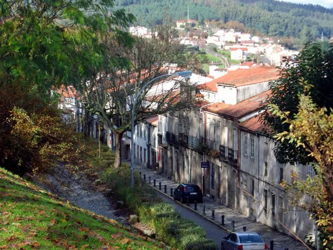 Santiago de Compostela, La Coruna