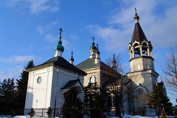 Sapporo Orthodox Church