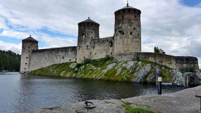 Olavinlinna castle (Savonlinna, 20160713)