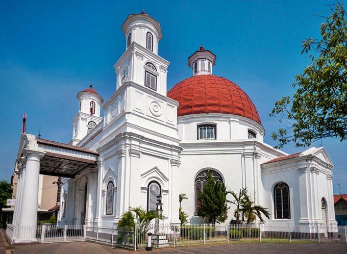 Blenduk Church, Semarang