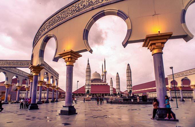 Masjid Agung Jawa Tengah, Semarang
