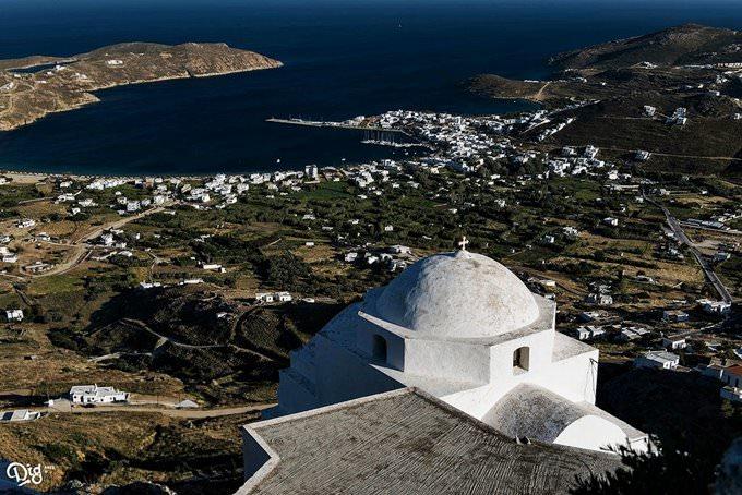 Serifos Insel