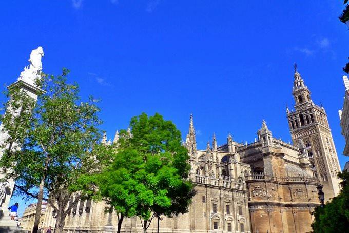 Sevilla, barrio Santa Cruz