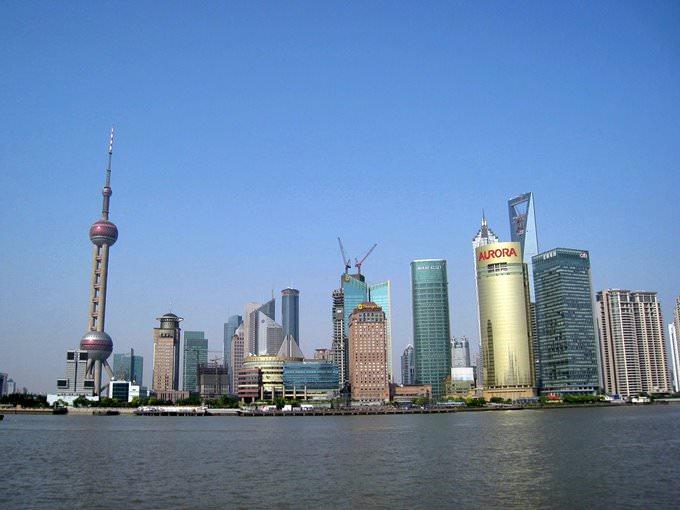 Shanghai First Weekend
