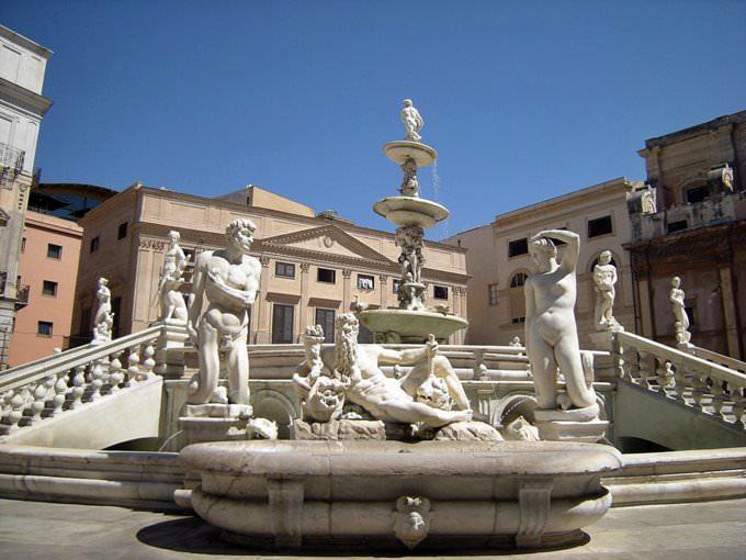 Fontana Pretoria
