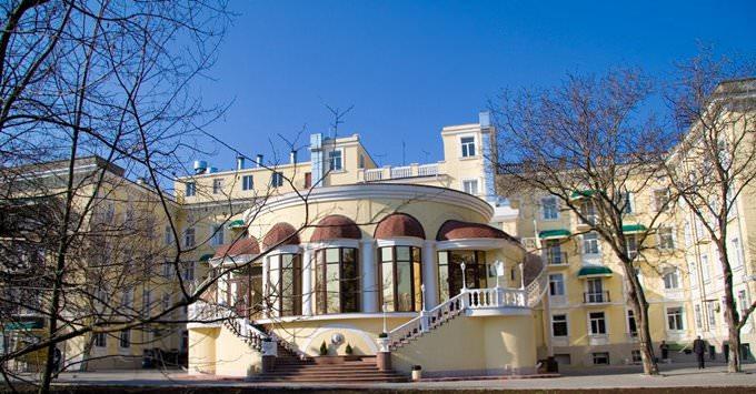 Ukrania hotel, Simferopol