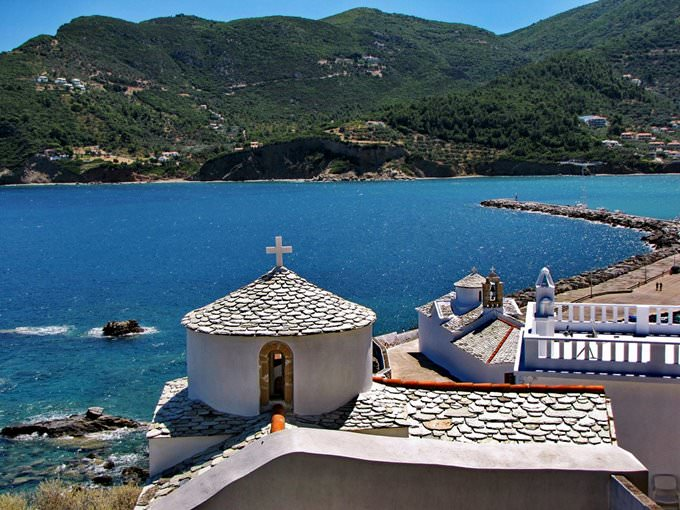 GREECE Skopelos, Thessaly and Sporades Islands