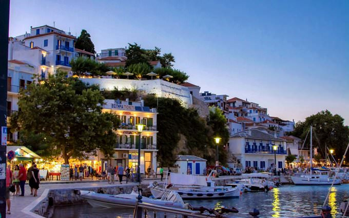 Twilight Skopelos.....