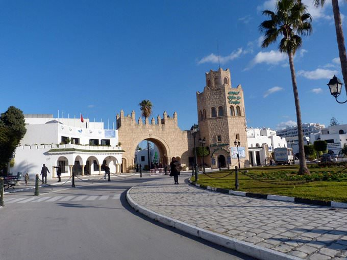 Kantaoui, Sousse, Tunisia
