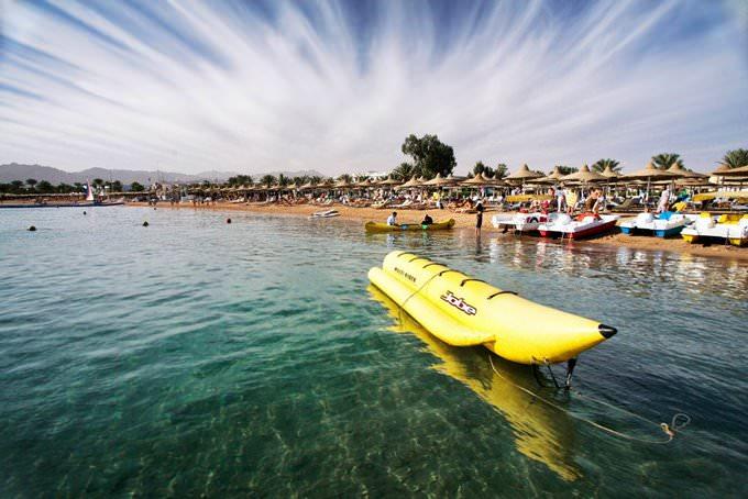 Sharm El Sheikh. Naama Bay