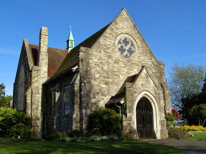 Hollybrook Cemetery Chapel