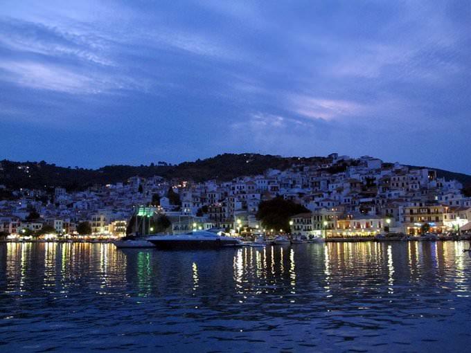 Greece by boat