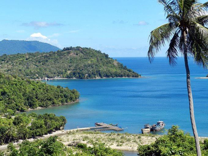 Pulau Weh, Sumatra
