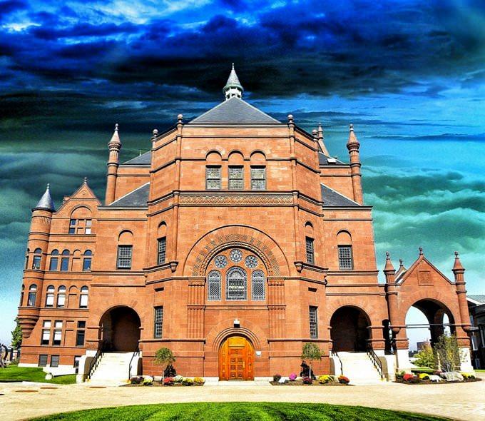 Crouse College ~ Syracuse University ~ Syracuse NY ~ Historic 1881
