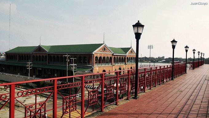 Ex Aduana Maritima de Tampico