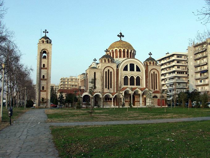 Saints Cyril and Methodius Church, Thessaloniki