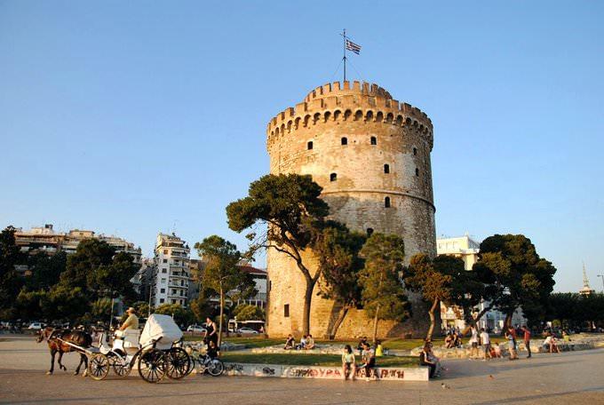 White Tower / Lefkos Pyrgos