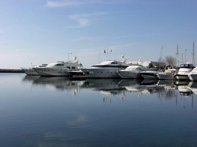 Aretsous Marina of Kalamaria, Thessaloniki, Greece