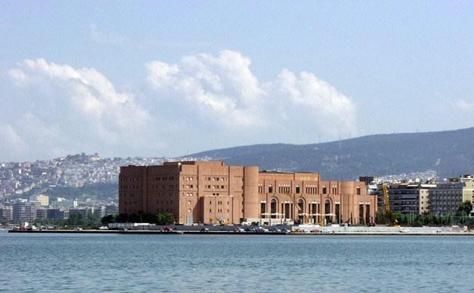Music Hall, Thessaloniki, Greece