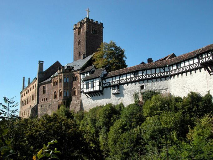 Thuringia Travel Guide Things To See In Thuringia Sightseeings