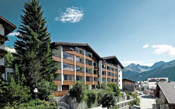 Pezid Apartments Sommer
