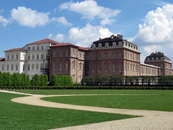 Reggia di Venaria. Torino