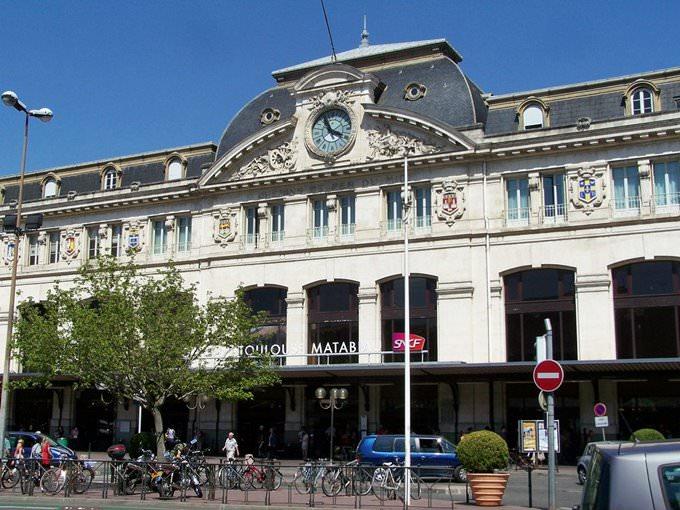 Bahnhof Toulouse Matabiau