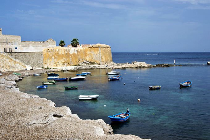 Trapani Fortifications