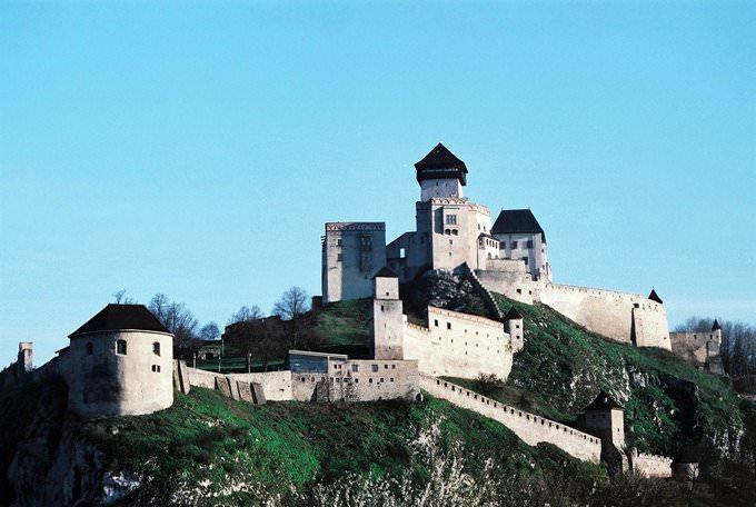 Hrad / Castle Trencin