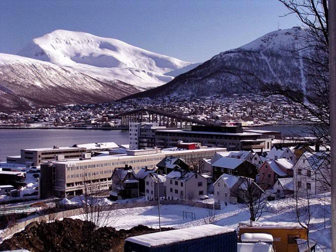 Alles 220 Ber Tromso Reisef 252 Hrer Sehensw 252 Rdigkeiten In