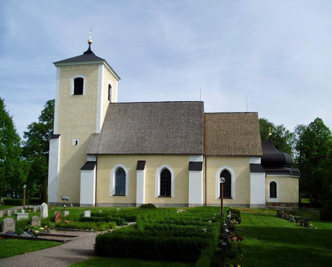 Lena kyrka nordelch