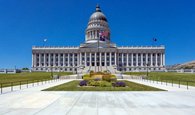 Utah State Capitol, Salt Lake City