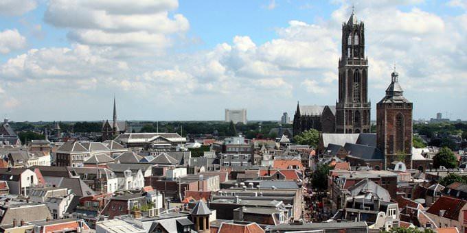 Uitzicht Utrecht
