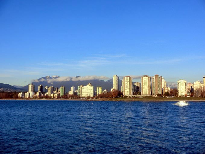 Vancouver , Canada BC