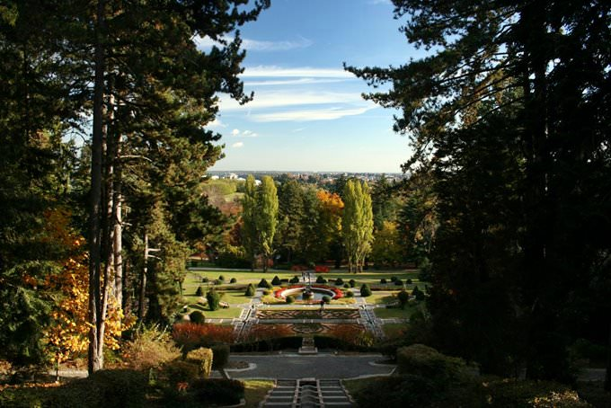 Giardino all Italiana Villa Toeplitz