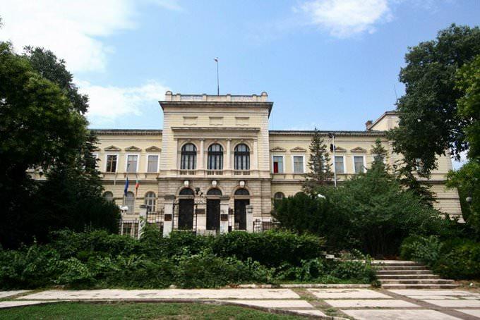 Museo arqueológico de Varna