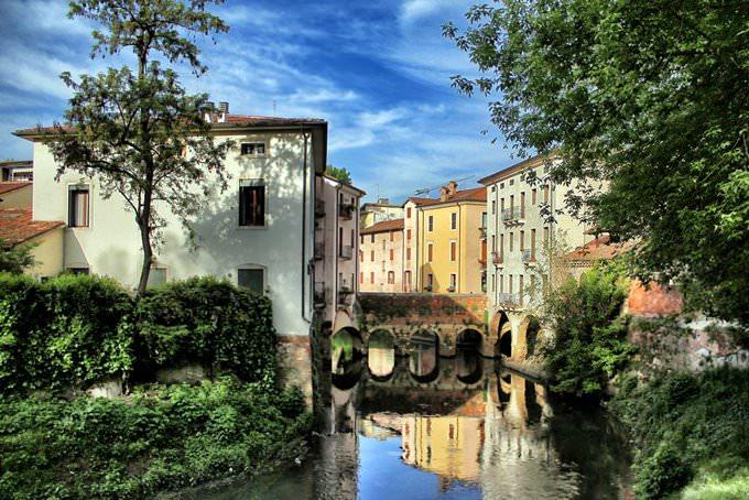 Vicenza - Ponte delle Barche