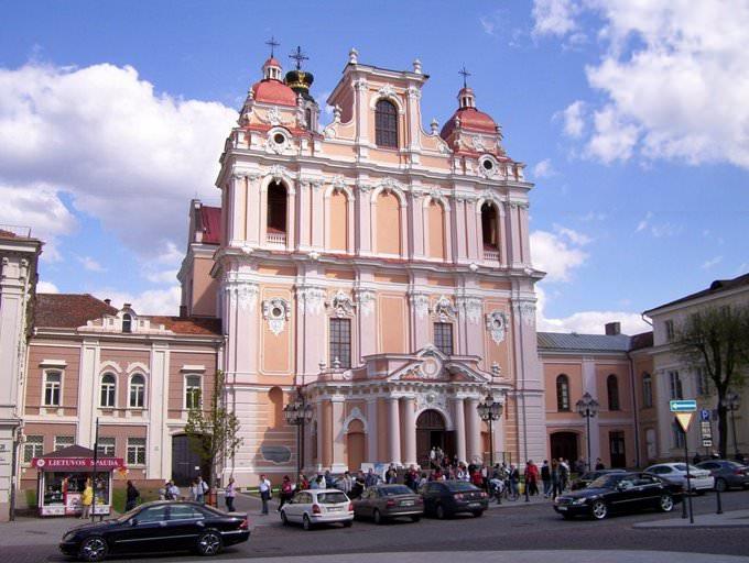 Kirche St. Kasimir