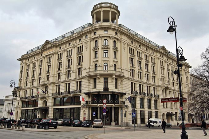 The Le Meridien Bristol Hotel