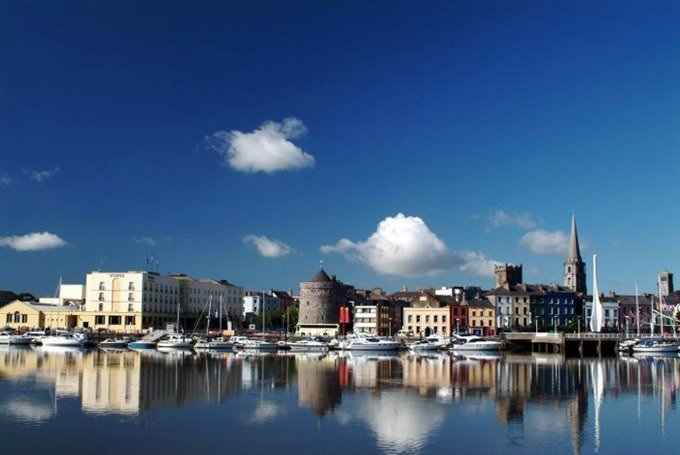 Waterford Town, Quays