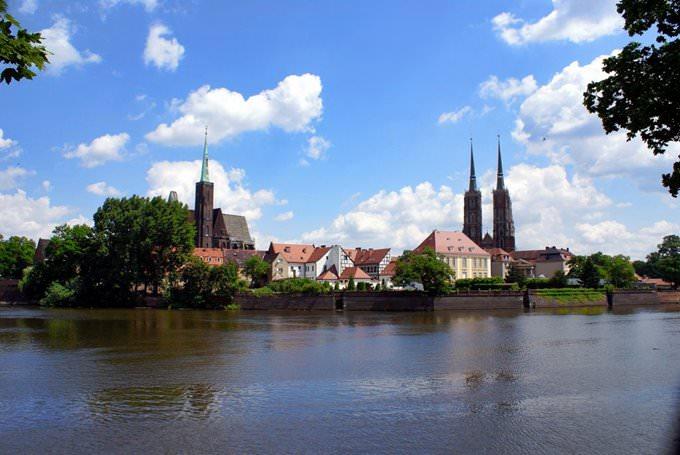 Polonia, Wroclaw