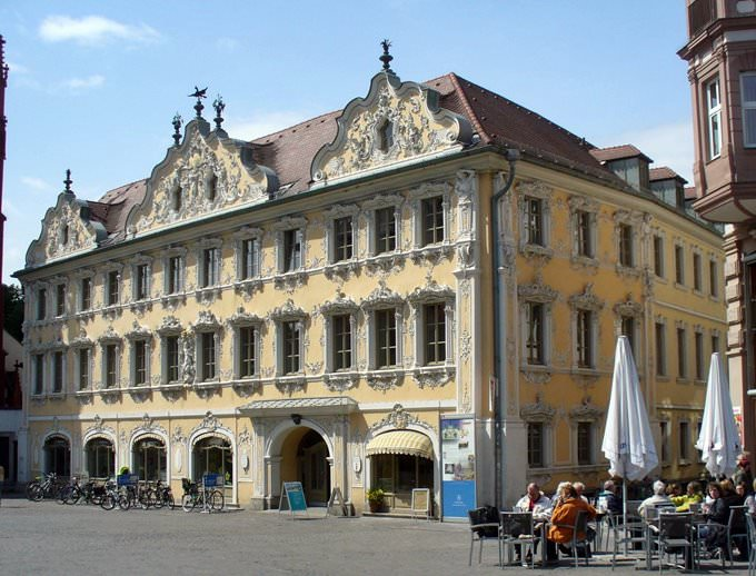 Tourist Office, Wurzburg