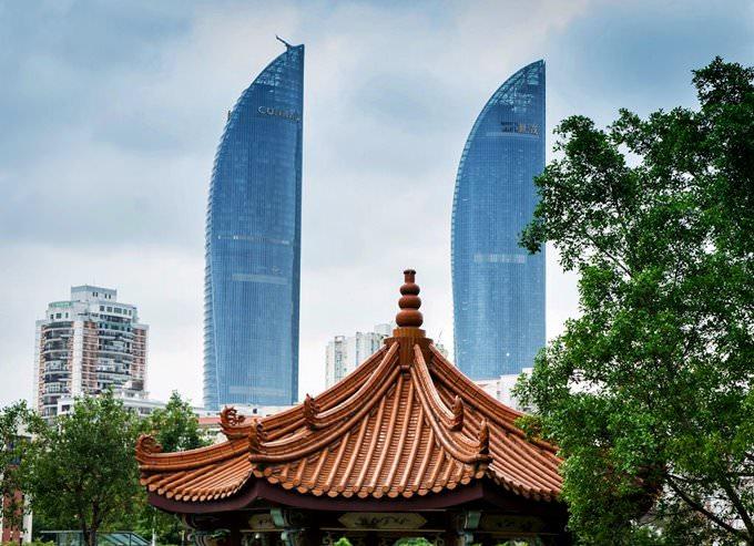 Shanghai Hotel  Stelle