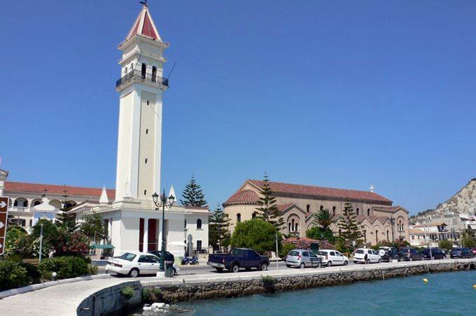 Zante town, Zakynthos