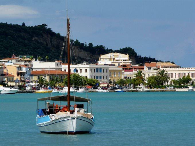 Zakynthos Harbour