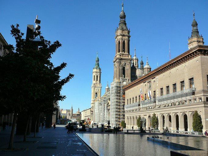 Guu00eda turu00edstico de Zaragoza : Todos los lugares de interu00e9s ...