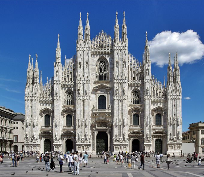 Cultural sights of milan what to visit museums temples for Milan sites to see